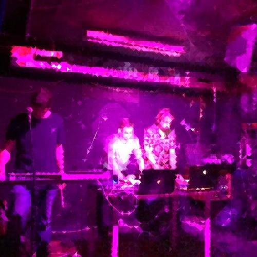 Foto manipulada de AM en concierto (La Residencia, Valencia)